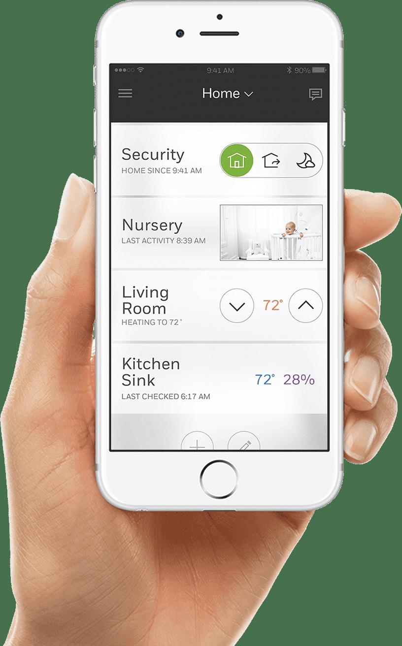 Primary Resideo App