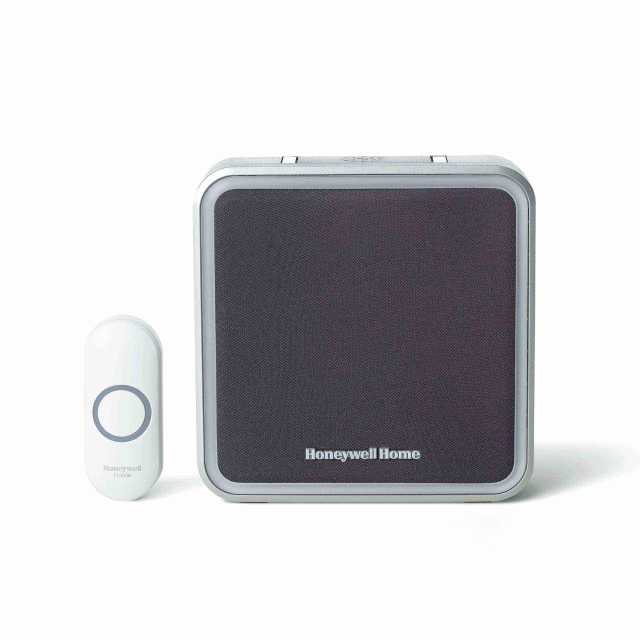 Honeywell Home RDWL415A Wireless Doorbell Gray
