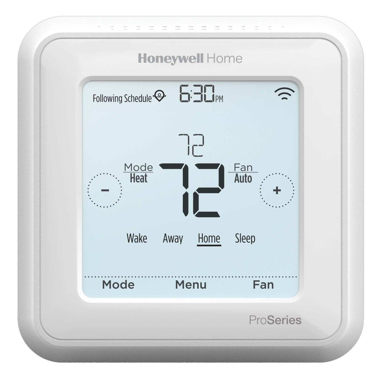 T6 Pro Smart Multi Stage Thermostat 2 Heat 1 Cool Honeywell Home