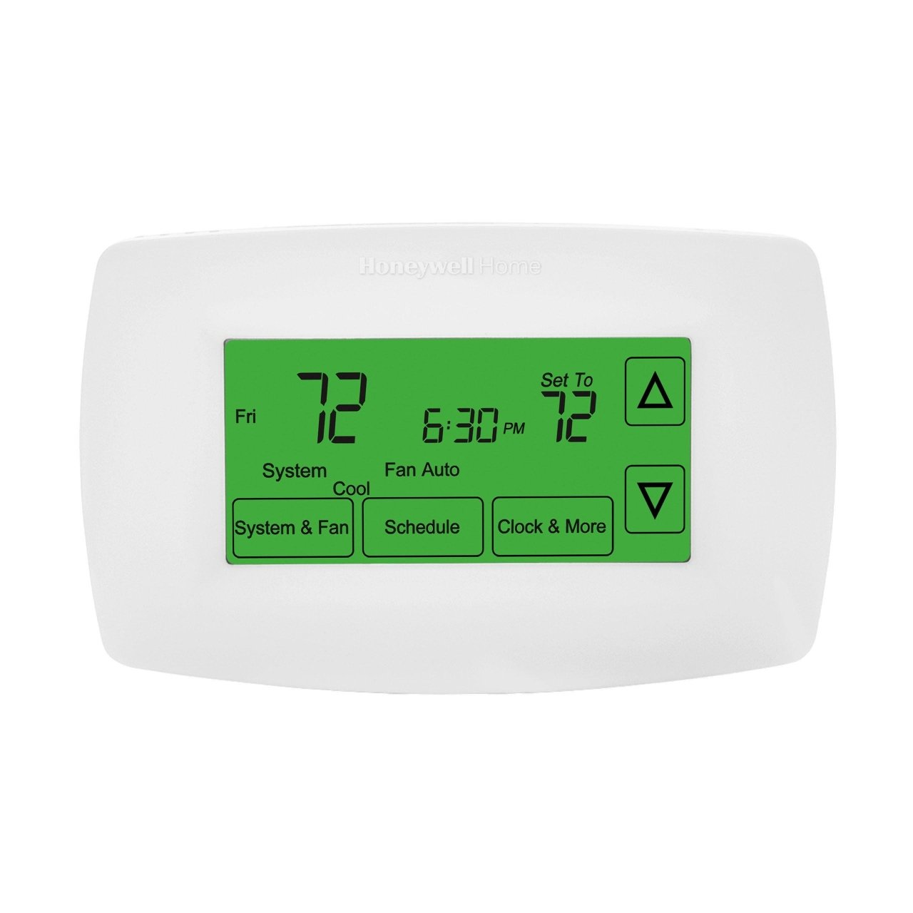 Touchscreen 7 Day Programmable Thermostat Honeywell Home