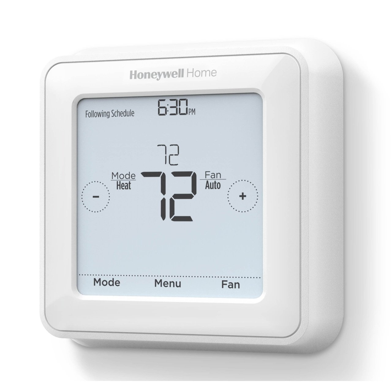 White T5 Touchscreen Thermostat Honeywell Home